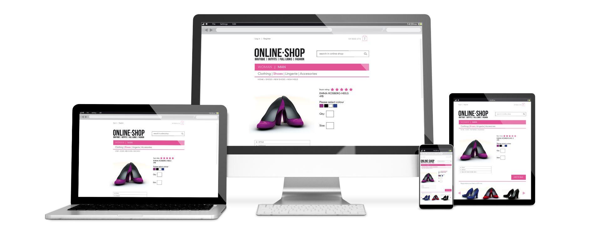 Ecommerce Websites Bracknell