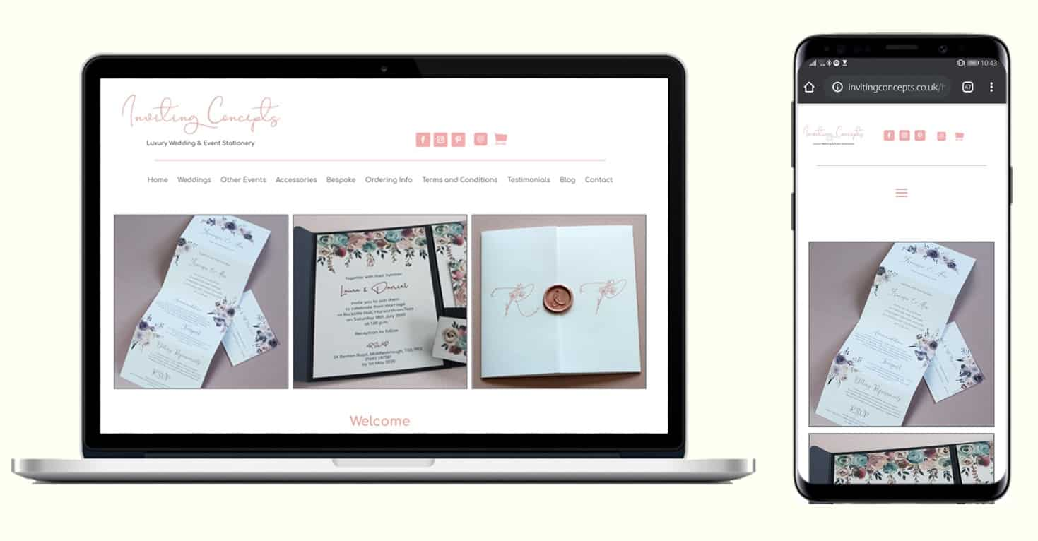 our ecommerce websites